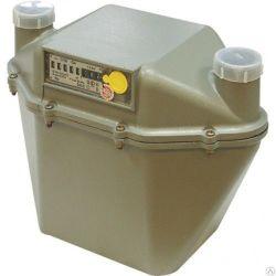 Счётчик газа  СГМН-1-04 G 6 правый (200мм) (2021 г.) без КМЧ