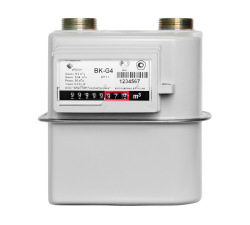 Счетчик газа BK G4 T правый 2021 г.