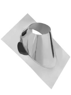 Крышная разделка угловая (430/0,5) ф250 (уп. 5шт)