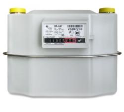 Cчётчики газа BK с механической термокомпенсацией. Арзамас
