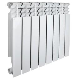 Алюминиевый радиатор VALFEX OPTIMA 500 (8 сек)