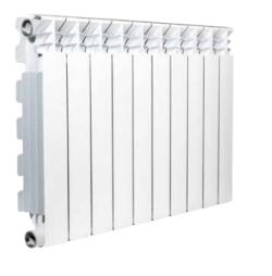 Алюминиевый радиатор Fondital EXCLUSIVO B4 350/100