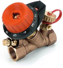 Балансировочный клапан Comap 750