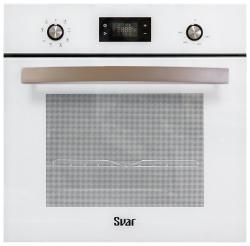 Духовой шкаф электрический SVAR Modern 6009.03эшв-052 S (белый)