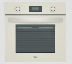 Духовой шкаф электрический SVAR Modern 6009.03эшв-051 S (топленое молоко)