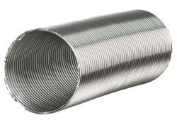 Гофра алюминиевая Д 150