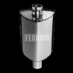 Бак треугольный Ferrum на трубе